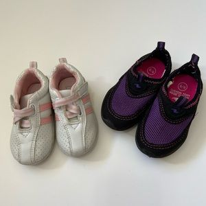 ⭐️3/$15 Baby water shoes and runners